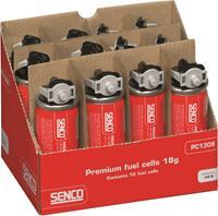 Senco PC1309P Polar Gaspatroon - 18 gram - 12st