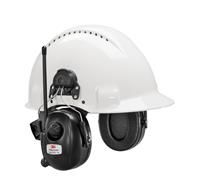 3M Peltor HRXD7P3E-01 Radio DAB+ FM Headset Gehoorbescherming met helmbevestiging met DAB+ / FM radio