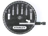 Stanley Assortiment Bits 7 Delig 1-68-737