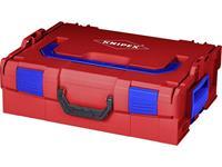 Machinekoffer Knipex 00 21 19 LB ABS Rood (l x b x h) 442 x 357 x 151 mm