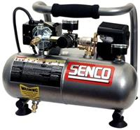 senco PC1010 olievrije compressor compact 8 bar