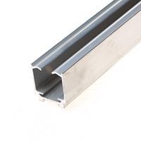 Henderson Husky bovenrail aluminium 280a 2000mm