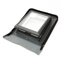 Ubbink Purilan Euro Dakraam Universeel Ubiflex HR++ grijs 440x550 mm