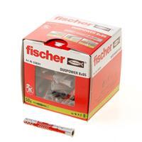 Fischer plug Duopower 8x65mm