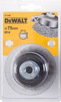 DeWalt DT3488 Komborstel met getordeerde draadbundel - 75x23mm