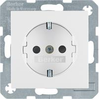 Berker 47231909 - Socket outlet (receptacle) 47231909