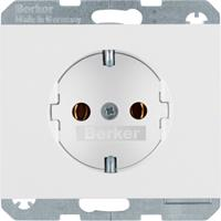 Berker 47157009 - Socket outlet (receptacle) 47157009