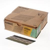 Dewalt spijker XR standsaard geringd 2.8 x 63mm doos van 2200 spijkers