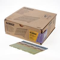 Dewalt spijker XR verzinkt geringd 3.1 x 90mm doos van 2200 spijkers