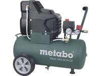 metabo Compressor Basic 250-24W OF Olievrij