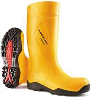 Dunlop Purofort Plus Geel S5 werklaarzen