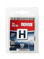 novus nieten dundraad H37 10 mm 1000 stuks
