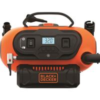 Black & Decker BDCINF18N AC/DC multi-voltage compressor