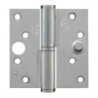 Axa Veiligheidskogelstiftpaumelle topcoat gegalvaniseerd rechts 89 x 89 x 3mm SKG*** 1201-25-23/V4E