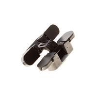 Kubica Onzichtbaar  3D verstelbaar, onzichtbaar scharnier K6100 zwart RH-LH