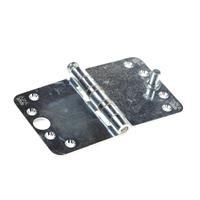 Axa Smart Veiligheids schijflagerscharnier topcoat gegalvaniseerd 89 x 150 x 3mm SKG*** 1647-15-23/VE