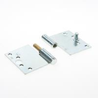 Axa Veiligheidskogelstiftpaumelle topcoat gegalvaniseerd rechts 89 x 150 x 3mm SKG*** 1200-28-23/V4E