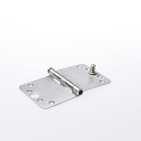 Axa Smart Veiligheids schijflagerscharnier RVS 89 x 150 x 3mm SKG*** 1647-15-81/VE
