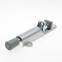 Woelm Deurvastzetter aluminium f1 30mm 1027-31