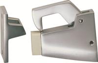 Woelm Deurvastzetter aluminium f1 120mm 1062-31