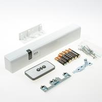 Axa Remote 2.0 met raamopener wit voor klepraam SKG** 2902-00-98