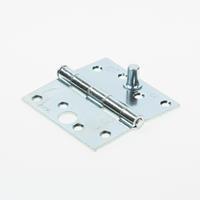 Axa Veiligheidsscharnier topcoat gegalvaniseerd 89 x 89mm SKG*** 1113-25-23/V4E