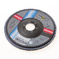 Flexovit Lamellenschijf diameter 125 x asgat 22mm P60