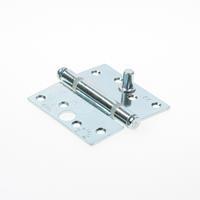 Axa Veiligheidsscharnier venelite topcoat gegalvaniseerd 89 x 89 x 2.4mm SKG*** 1139-25-23/V4E
