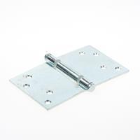 Axa Kantelaafscharnier topcoat gegalvaniseerd 89 x 150 x 2.4mm 1134-55-23/E