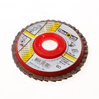 Flexovit Vlaklamellenschijf FI FLD FDSP diameter 110 x asgat 22mm P60