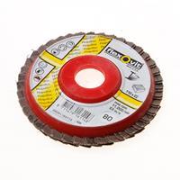 Flexovit Vlaklamellenschijf FI FLD FDSP diameter 110 x asgat 22mm P80