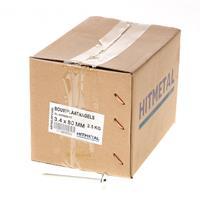 Hitmetal Bouwplaatnagel gegalvaniseerd 3.4 x 80mm