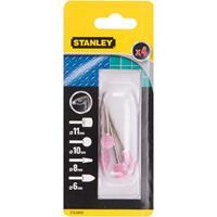 Stanley set 4 slijpstenen