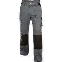 Dassy broek boston women grijs-zwart 32 (245g-m2)