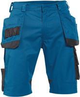 short bionic azuurblauw-grijs 42