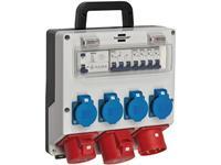 CEE 400/32A 5p IP44 Compacte Wandverdeler - 1154890020
