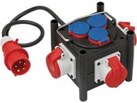 Compacte rubberen stroomverdeler BSV 3 LS E/16 2 I