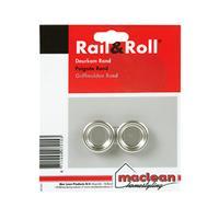 Mac Lean rail en roll deurkom rond pakket