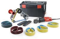 flex BRE14-3125 TRINOX Rondslijpmachine Complete Set
