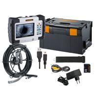 Laserliner VideoControl-Snake Set Inspectiecamera in L-boxx - 20mm x 15m