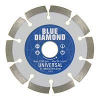 Universeel, bleu diamond Div. diameters Ø 115x22.23 mm