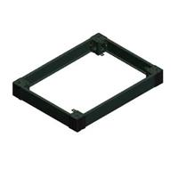 Schneider Electric NSYSPF8200 - Base front/back for cabinet steel 200mm NSYSPF8200