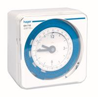 hager EH710 - Analogue time switch 230VAC EH710