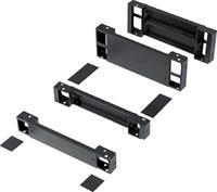 Eldon MCD-MCS-MKD-MKS sokkel voor kast/lessenaar, staal, grijs, (bxh) 1000x200mm
