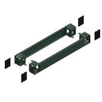 Schneider Electric - sokkel voor kast/lessenaar, staal, grijs, (bxh) 1600x100mm