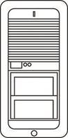 Siedle&soehne 200011800-00 - Expansion module for intercom system 200011800-00