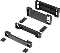 Eldon MCD-MCS-MKD-MKS sokkel voor kast/lessenaar, staal, grijs, (bxh) 1200x200mm