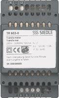 Siedle&soehne TR 603-0 - Power supply for intercom 230V / 12V TR 603-0