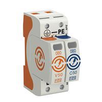 Obo V50-1+NPE-280 - Combined arrester for power systems V50-1+NPE-280