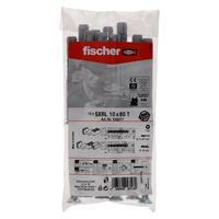 Fischer Sxrl-T contructie kozijnplug 10x80 zak a 10 stuks